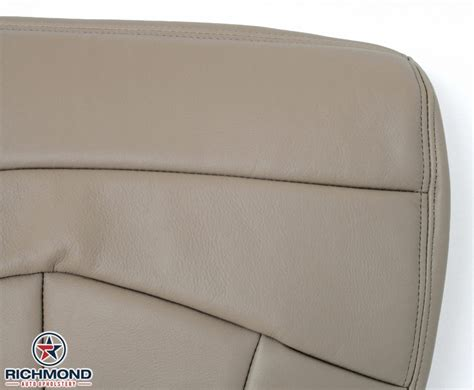 ford f150 replacement leather seat covers 2000 2003 ford f 150 lariat leather seat cover driver