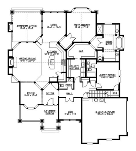 featured house plan pbh 4510 professional builder featured house plan pbh 3249 professional builder
