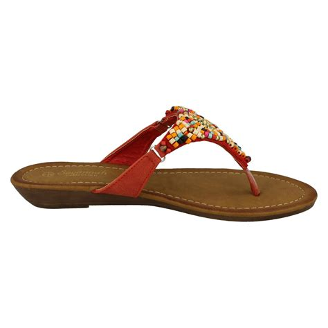 beaded toe sandals beaded toe post sandals ebay
