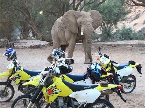 Motorradtour Namibia by Motorradreise Expedition Kaokoland Namibia