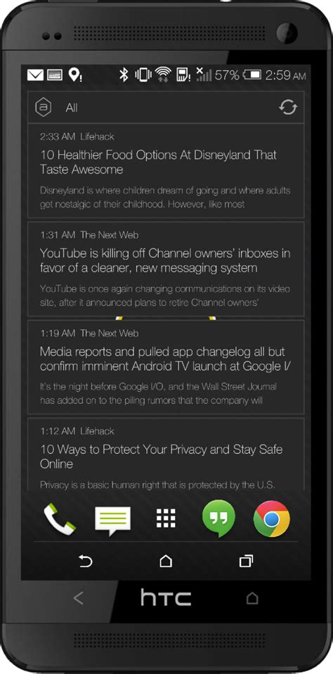 best rss reader android the best paid rss reader apps for android androidguys page 3
