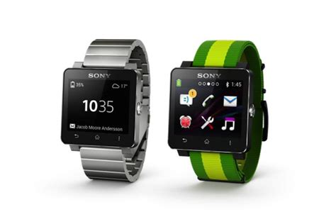 Resmi Sony Smartwatch 2 sony smartwatch 2 becomes more customizable special editions launched
