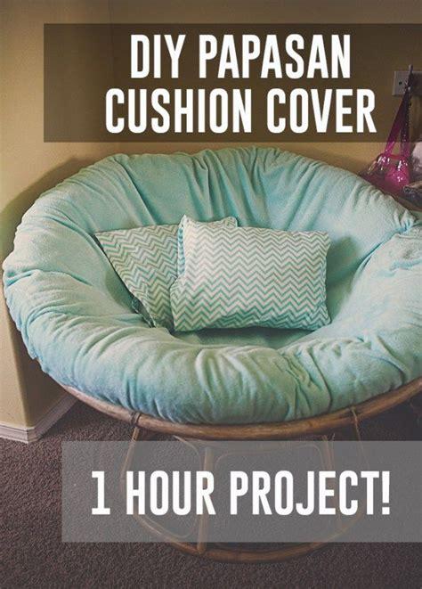 diy chair cushion covers diy papasan chair cushion cover chair cushion covers