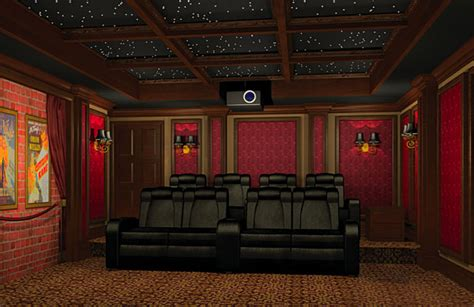 garage home theater part i sound vision