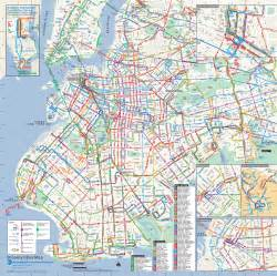 Bus Map New York by Mapquest Bus Directions Ny Bing Images