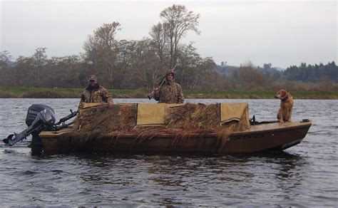 duck hunting boat builders hunting devlin designing boat builders