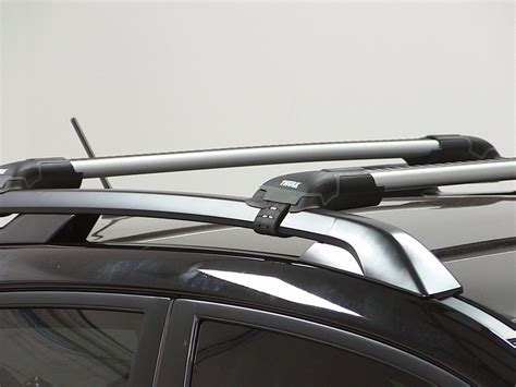 Subaru Factory Roof Rack by Thule Roof Rack For 2013 Subaru Xv Crosstrek Etrailer