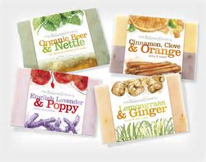 bakewell soap company packaging redesign dzine mafia