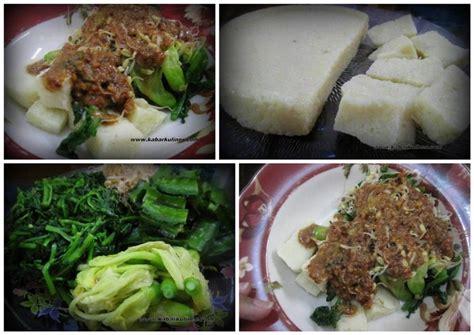resep masakan tradisional gendar pecel kabarkulinercom