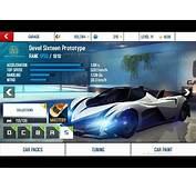 Asphalt 8 Devel Sixteen Prototype Max Pro Upgrade Race