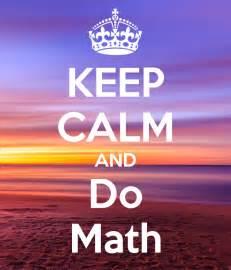 keep calm and do math poster yo mama keep calm o matic