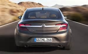 Opel Insignia Price List 2016 Opel Insignia Review Best Car Reviews