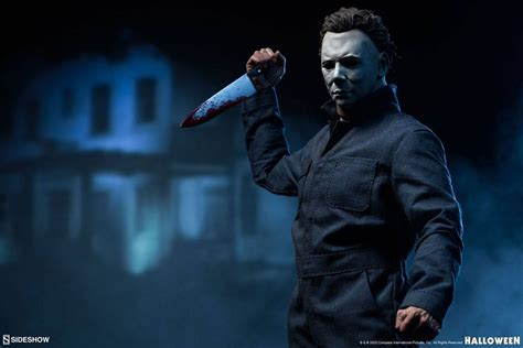 michael myers  sixth scale figure  sideshow collectibles