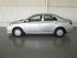 Toyota Professional For Sale Archive 2010 Toyota Corolla 1 6 Professional For Sale