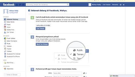trik membuat akun facebook unik cara membuat akun facebook bedah trik tips