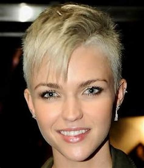 boy cuts for women pictures of super short haircuts for women