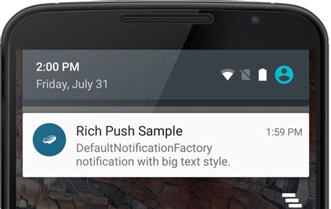 android notifications android 183 airship docs