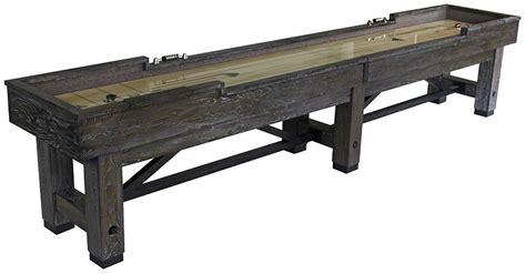 Cimarron 14 Ft Shuffleboard Table By Legacy Billiards 14 Shuffleboard Table