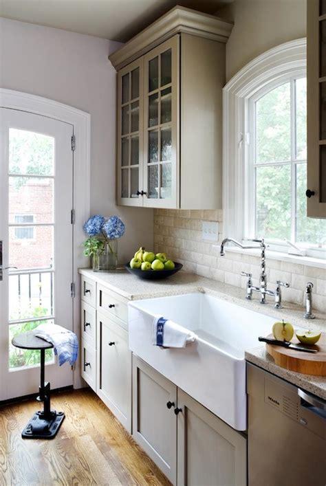 greige kitchen cabinets transitional kitchen wentworth studio