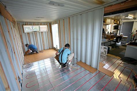 Modern Einrichten 4088 by Shipping Container Homes Small Home Living Isbus Corten