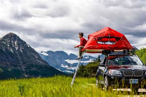 Yakima Tent And Awning by Rack Brand Yakima Enters Rooftop Tent