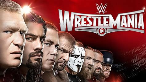 imagenes de wwe wwe stock crashes after record breaking wrestlemania 31