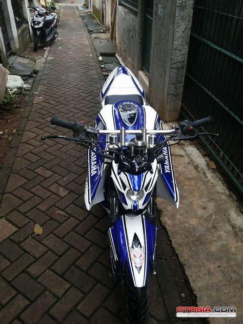 Modifikasi Motor Terbaik by Modifikasi Motor Byson Terbaik Modifikasi Motor Kawasaki