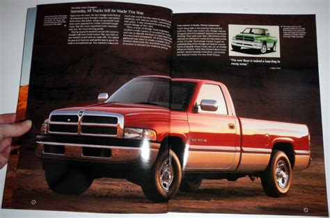 1994 dodge ram parts sell 1994 dodge ram brochure motorcycle in clawson