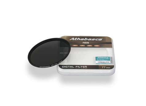Athabasca Nd8 Filter 67mm filter athabasca nd8 67mm