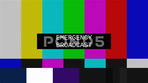 smpte color bars smpte color bars glitch emergency broadcast footage