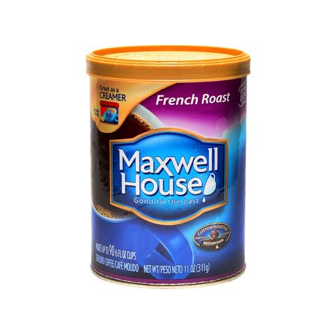 maxwell house maxwell house cofee stash can marijuana packaging