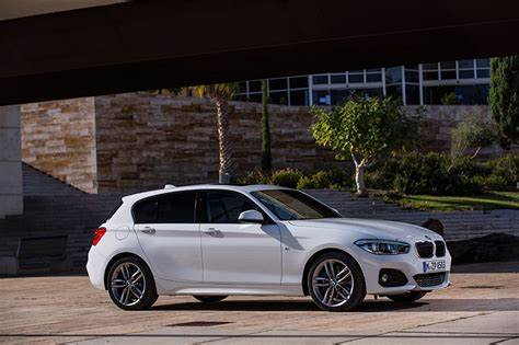 Bmw 1er Neues Modell 2015 by Bmw Presents New 1 Series Model Range