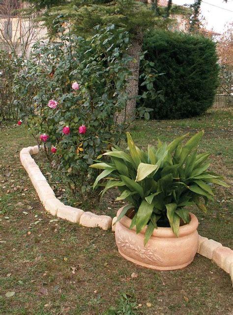 bordi per giardino bordura per aiuole r c di rinaldi geom franco