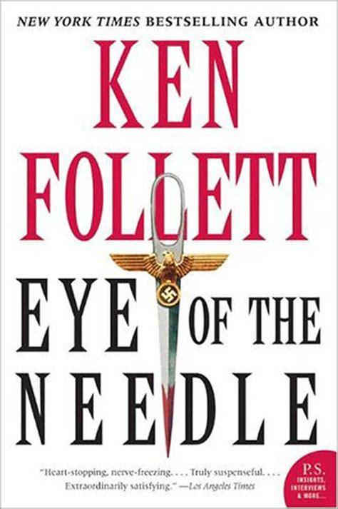 eye of the needle gerritsen on follett s repellent fascinating needle npr