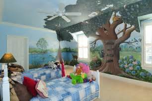 Wall Murals For Kids Rooms kids rooms nice wall painting of kids room mural baby