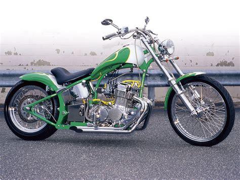 Honda Choppers by Born Again 1970 Honda 750 Four Chopper Motorcycle Cruiser