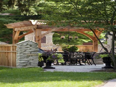 beautiful backyards with pools pergola with privacy wall incredibly beautiful backyard