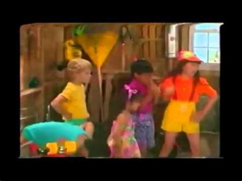 barney backyard show video barney the backyard show soundtrack youtube