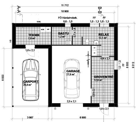Workshop Garage Plans Stomrest Enplanshus Med V 228 Lisolerat Frist 229 Ende Garage I Ume 229