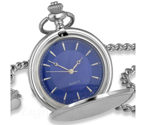 silver pocket blue pocket watches from