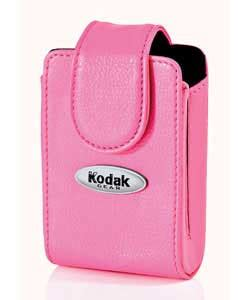 Pink Leather Digital By Kodak by Kodak Gear Pink Leather Look Review Compare