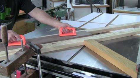 making cove moulding on the table saw youtube