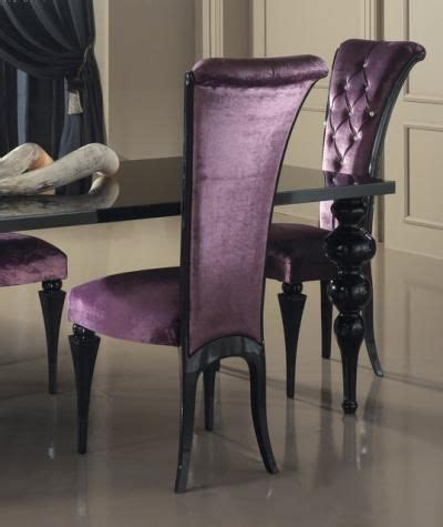 purple dining room chairs uk purple velvet and black chairs black table for the