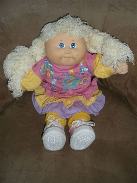pics of cabbage patch dolls hairstyles 253 best i love cabbage patch kids images on pinterest