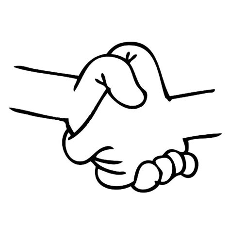coloring page of shaking hands hands shaking my friend hands coloring pages shaking my