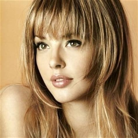 hairstyles for a round face videos medium hairstyle for round face blondelacquer