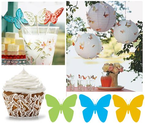 butterfly themed birthday party butterfly party decorations party favors ideas