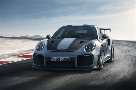 Porsche 911 Gt2 Price by 2018 Porsche 911 Gt2 Rs Delivers 700 Hp Motor Trend