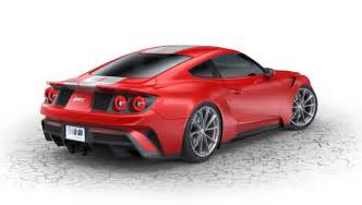 Ford Mustange Ford Unhappy With Mustang Gtt Creators Considers