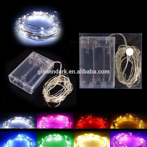 hot sales 2016 copper wire mini led lights for crafts led